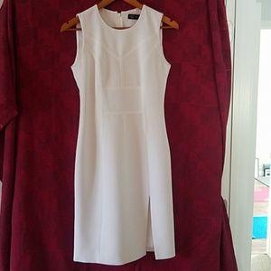 Versace Sheath Dress - Ivory